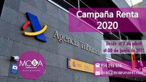 Campaña Renta 2020